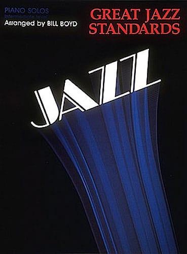 Great Jazz Standards - Partition - Jazz - laflutedepan.com
