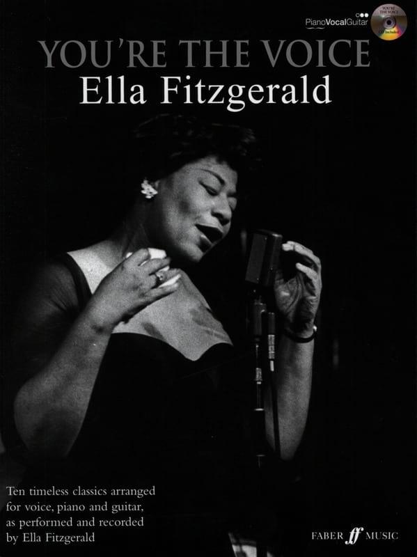 You're The Voice - Ella Fitzgerald - Partition - laflutedepan.com