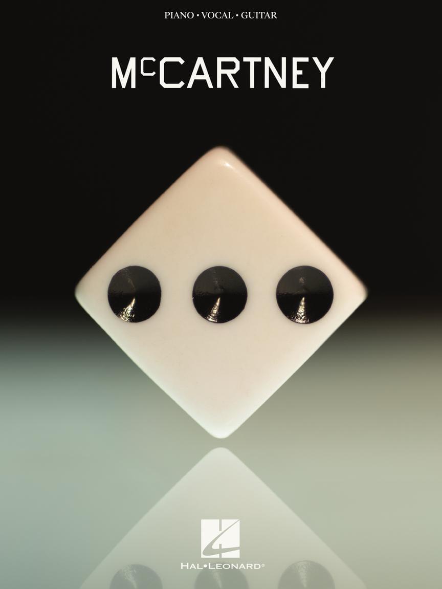 McCartney - III - Paul McCartney - Partition - laflutedepan.com