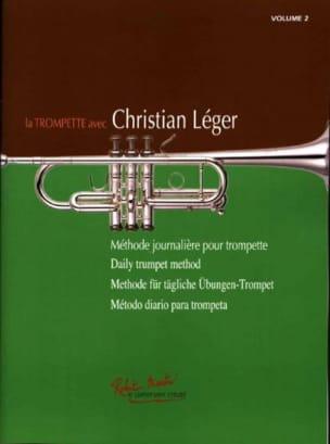 La Trompette Avec Christian Léger Volume 2 laflutedepan