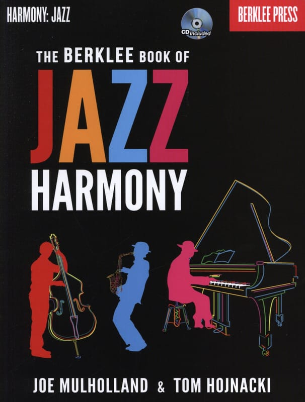 The Berklee book of jazz harmony - laflutedepan.com