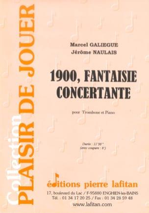 1900, Fantaisie Concertante laflutedepan