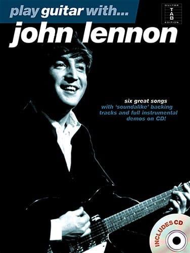 Play Guitar With... John Lennon - John Lennon - laflutedepan.com
