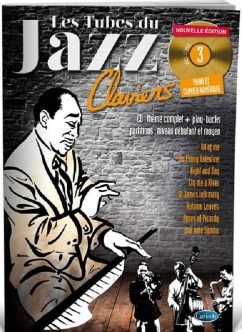 Les Tubes du Jazz Volume 3 - Roux Denis - Partition - laflutedepan.com