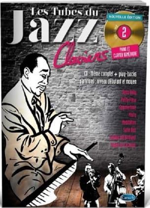 Les Tubes du Jazz Volume 2 Denis Roux Partition Jazz - laflutedepan