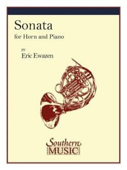 Sonata Eric Ewazen Partition Cor - laflutedepan