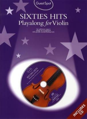 Guest Spot - Sixties Hits Playalong For Violin laflutedepan