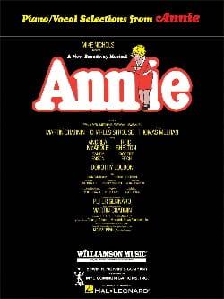 Annie Charles Strouse Partition Comédie musicale - laflutedepan