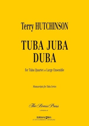 Tuba Juba Duba Terry Hutchinson Partition Tuba - laflutedepan
