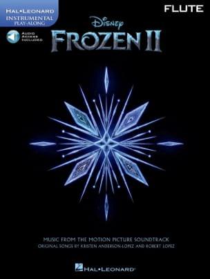 DISNEY - Frozen 2 - Flute - Partition - di-arezzo.co.uk