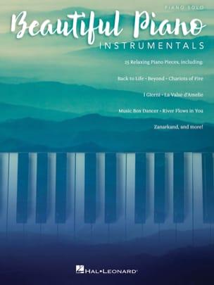 Beautiful Piano Instrumentals Partition Pop / Rock - laflutedepan