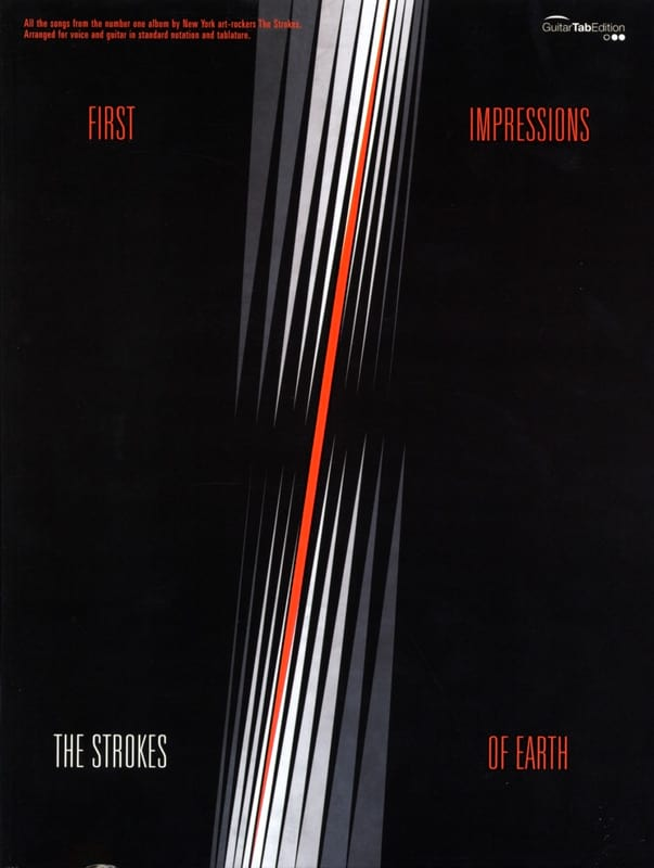 First Impressions Of Earth - The Strokes - laflutedepan.com
