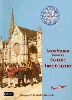 Musiques Pour la Danse Bretonne Yann Dour Partition laflutedepan