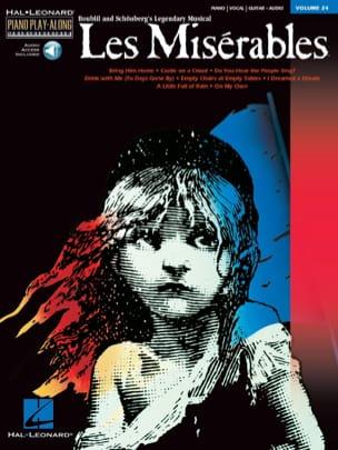 Piano Play-Along Volume 24 - Les Misérables laflutedepan