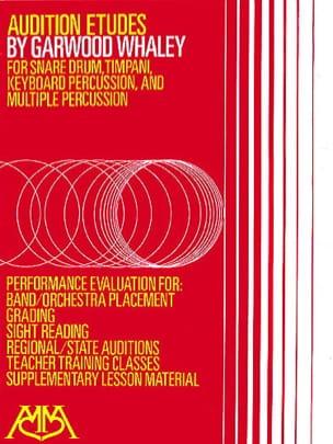 Audition Etudes For Snare Drum, Timpani, Keyboard ... laflutedepan