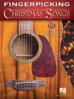 Fingerpicking Christmas Songs Noël Partition laflutedepan