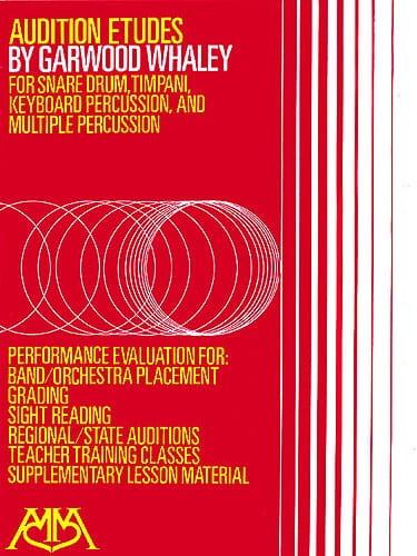 Audition Etudes For Snare Drum, Timpani, Keyboard ... - laflutedepan.com