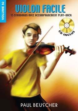 Violon Facile Volume 2 Partition Violon - laflutedepan