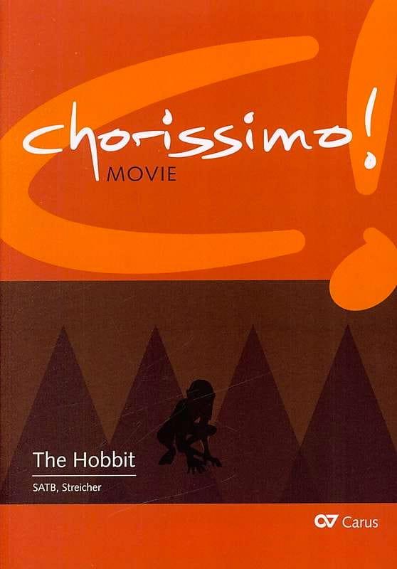 Chorissimo! - Le Hobbit, Musique du film pour Choeur - laflutedepan.com