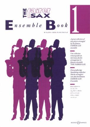 El conjunto de libros de Saxo de Fairer 1 - Partition - di-arezzo.es