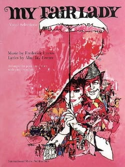 My Fair Lady - Vocal Selections Frederick Loewe Partition laflutedepan