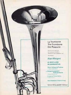Le Petit Livre de Gargantua - Gargantua Apprend la Saqueboute - laflutedepan.com
