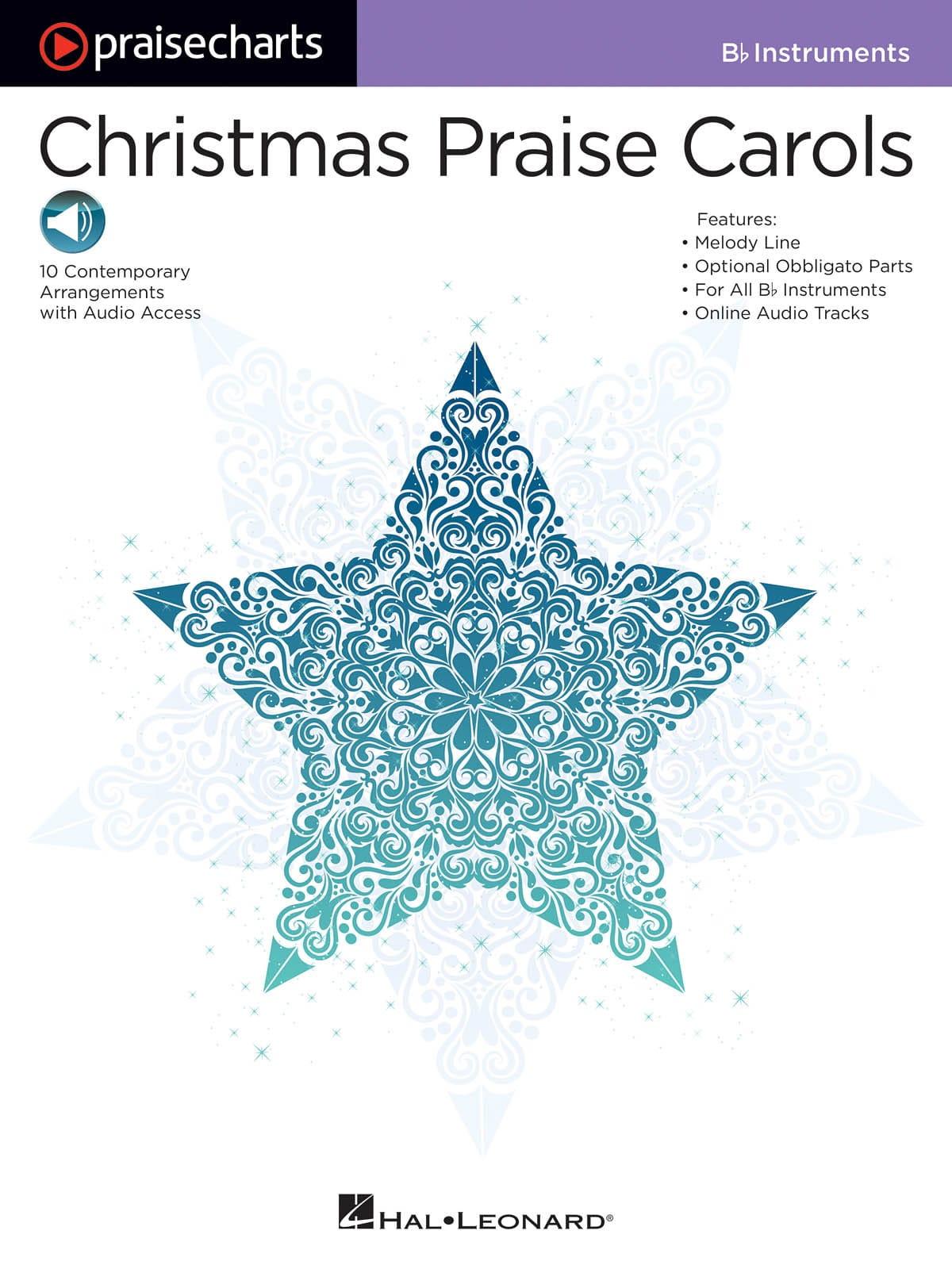 PraiseCharts - Christmas Praise Carols - Noël - laflutedepan.com