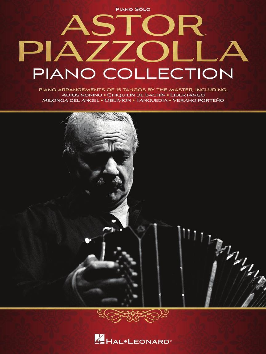 Piano Collection - Astor Piazzolla - Partition - laflutedepan.com