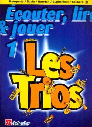 Ecouter Lire et Jouer - Les trios Volume 1 - 3 Trompettes laflutedepan