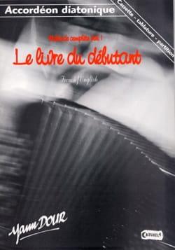 Méthode Complète Volume 1 Yann Dour Partition Accordéon - laflutedepan