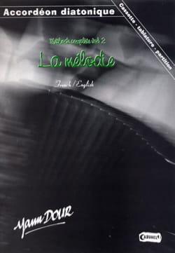 Méthode Complète Volume 2 Yann Dour Partition Accordéon - laflutedepan