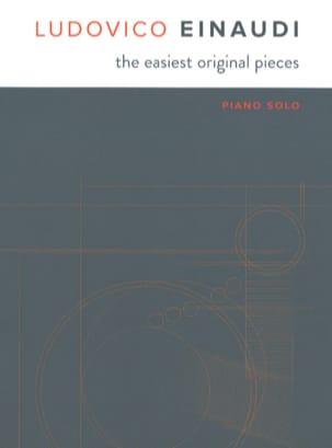 Ludovico Einaudi - The easiest original parts - Partition - di-arezzo.com