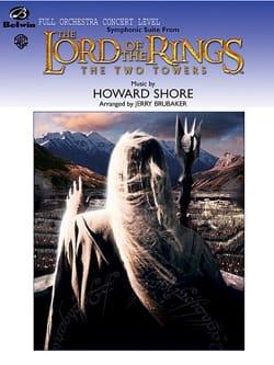Howard Shore - El señor de los anillos: dos torres - Partition - di-arezzo.es