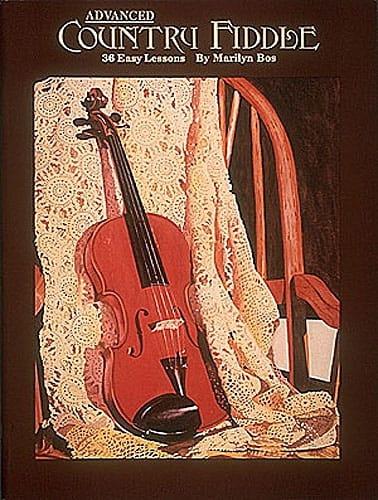 Advanced Country Fiddle - Partition - Violon - laflutedepan.com