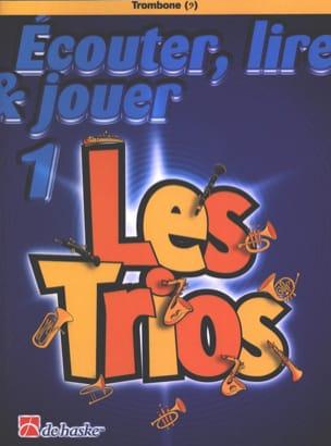 Ecouter Lire et Jouer - Les trios Volume 1- 3 Trombones laflutedepan