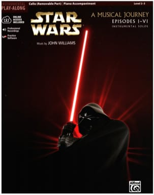 Star Wars instrumental solos - A musical journey, episodes I-VI laflutedepan