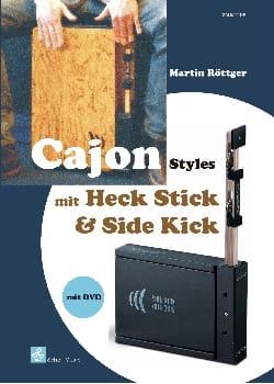 Cajon style avec Heck Stick & Side Kick Martin Röttger laflutedepan