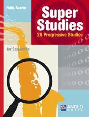 Super Studies - Sparke Philip - Partition - laflutedepan.com
