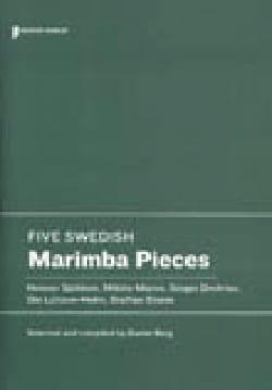 Five Swedish marimba pieces Partition Marimba - laflutedepan