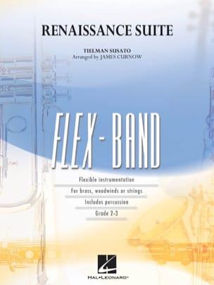 Renaissance Suite - FlexBand Tielman Susato Partition laflutedepan