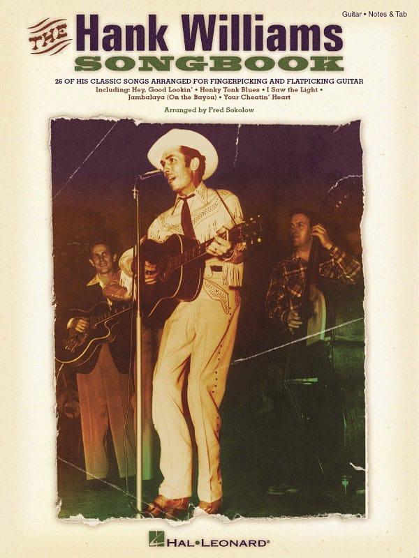 The Hank Williams Songbook - Hank Williams - laflutedepan.com