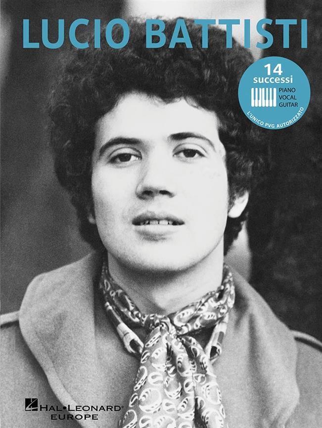 14 grandi successi - Lucio Battisti - Partition - laflutedepan.com