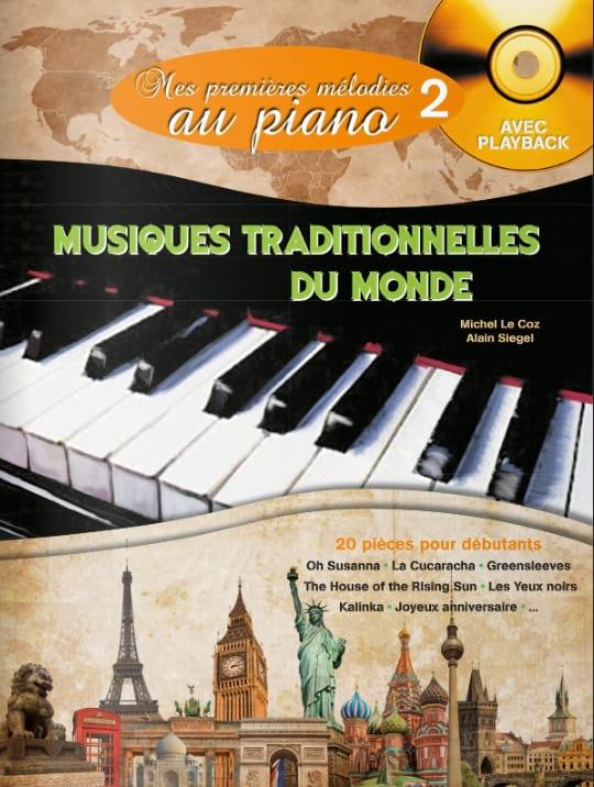 Mes Premières Mélodies au Piano volume 2 - laflutedepan.com