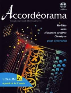 Accordéorama Volume 2 A Partition Accordéon - laflutedepan