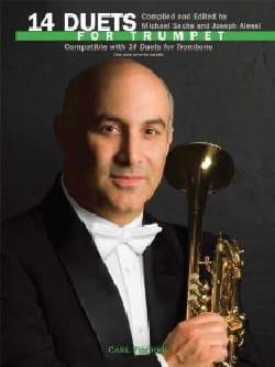 14 Duets for trumpet Partition Trompette - laflutedepan