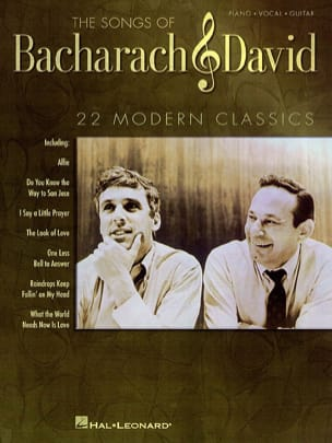 The Songs of Bacharach & David - laflutedepan.com