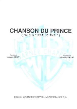 Chanson du prince - Film Peau d'Ane - laflutedepan.com