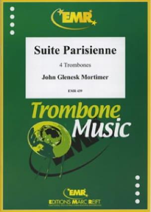 Suite Parisienne - John Glenesk Mortimer - laflutedepan.com