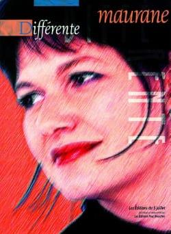 Maurane - Différente - Partition - di-arezzo.fr