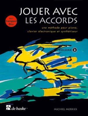 Jouer Avec les Accords Volume 2 Michiel Merkies Partition laflutedepan